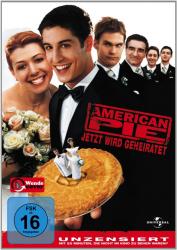 American Pie 3 - Jetzt wird geheiratet! (DVD)