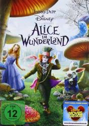 Alice im Wunderland (DVD)