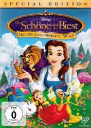 Die Schöne und das Biest: Belles zauberhafte Welt (DVD)