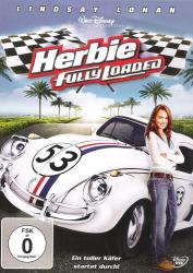 Herbie Fully Loaded - Ein toller Käfer startet durch (DVD)