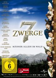 7 Zwerge - Männer allein im Wald (DVD)