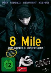 8 Mile - Jeder Augenblick ist eine neue Chance (DVD)