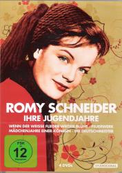 Romy Schneider - Ihre Jugendjahre (4-DVD)