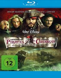 Fluch der Karibik 3: Pirates of the Caribbean - Am Ende der Welt (Blu-ray)