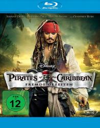 Fluch der Karibik 4: Pirates of the Caribbean - Fremde Gezeiten (Blu-ray)