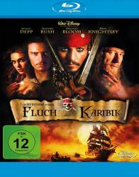 Fluch der Karibik 1: Pirates of the Caribbean (Blu-ray)