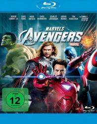 Marvel: - The Avengers (Blu-ray)
