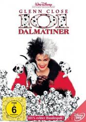101 Dalmatiner - Realfilm (DVD)