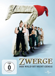 7 Zwerge - Der Wald ist nicht genug (DVD)