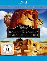 Der König der Löwen 2: Simbas Königreich - Special Edition (Blu-ray)