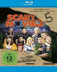 Scary Movie 3.5 - (Wirklich) ungekürzte Fassung (Blu-ray)