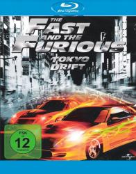 Fast & Furious 3: Tokyo Drift (Blu-ray)