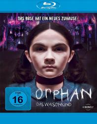 Orphan - Das Waisenkind (Blu-ray)