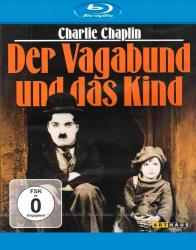 Charlie Chaplin - Der Vagabund und das Kind (Blu-ray)