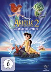 Arielle die Meerjungfrau 2 - Sehnsucht nach dem Meer (DVD)