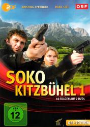 SOKO Kitzbühel 1: Folge 01-10 (2-DVD)