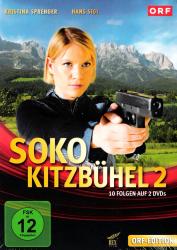 SOKO Kitzbühel 2: Folge 11-20 (2-DVD)