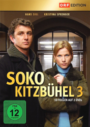 SOKO Kitzbühel 3: Folge 21-30 (2-DVD)
