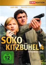 SOKO Kitzbühel 4: Folge 31-40 (2-DVD)