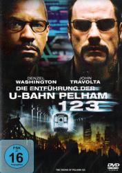 Die Entführung der U-Bahn Pelham 1 2 3 (DVD)