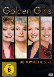 Golden Girls - Die komplette 1. - 7. Staffel (24-DVD)