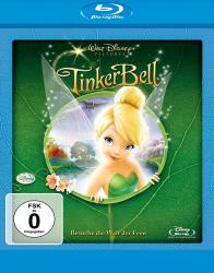 Tinkerbell 1 - Besuche die Welt der Feen (Blu-ray)