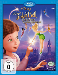 Tinkerbell 3 - Ein Sommer voller Abenteuer (Blu-ray)