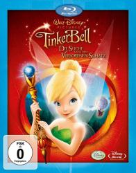 Tinkerbell 2 - Die Suche nach dem verlorenen Schatz (Blu-ray)