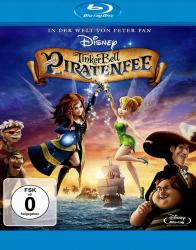 Tinkerbell 5 - Und die Piratenfee (Blu-ray)