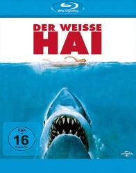 Der weisse Hai (Blu-ray)