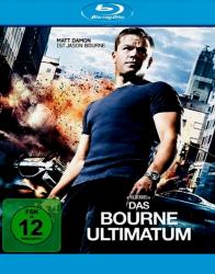 Jason Bourne (3) Das Ultimatum (Blu-ray)