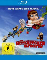 Das Rotkäppchen-Ultimatum (Blu-ray)
