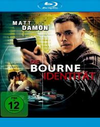 Jason Bourne (1) Die Identität (Blu-ray)