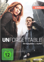 Unforgettable - Die komplette 2. Staffel (3-DVD)