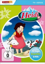 Heidi - TV-Serie - Die Komplettbox (8-DVD)