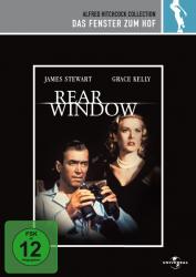 Das Fenster zum Hof - Alfred Hitchcock Collection (DVD)