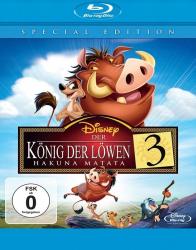 Der König der Löwen 3 - Hakuna Matata - Special Edition (Blu-ray)