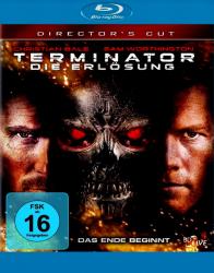 Terminator 4: Die Erlösung - Directors Cut (Blu-ray)