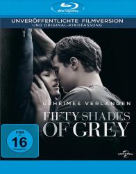 Fifty Shades of Grey 1 - Geheimes Verlangen (Blu-ray)
