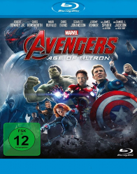 Marvel: Avengers - Age of Ultron (Blu-ray)