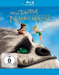 TinkerBell 6 - Und die Legende vom Nimmerbiest (Blu-ray)