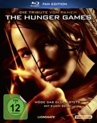 Die Tribute von Panem 1 - The Hunger Games (Blu-ray) Fan Edition