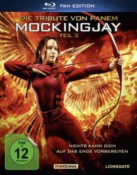 Die Tribute von Panem - Mockingjay 3.2 (Blu-ray) Fan Edition
