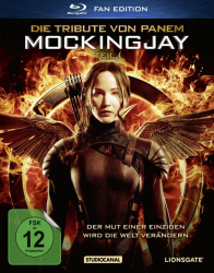 Die Tribute von Panem - Mockingjay 3.1 (Blu-ray) Fan Edition
