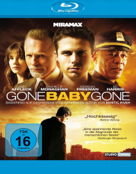 Gone Baby Gone - Kein Kinderspiel (Blu-ray)