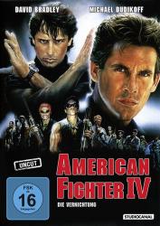 American Fighter 4: Die Vernichtung - Uncut Edition (DVD)