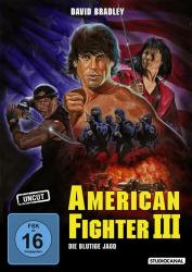 American Fighter 3: Die blutige Jagd - Uncut Edition (DVD)
