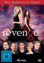 Revenge - Die komplette Serie - Staffel 1 - 4 (24-DVD)