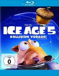 Ice Age 5 - Kollision voraus! (Blu-ray)