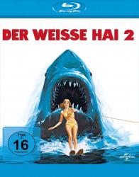Der weisse Hai 2 (Blu-ray)
